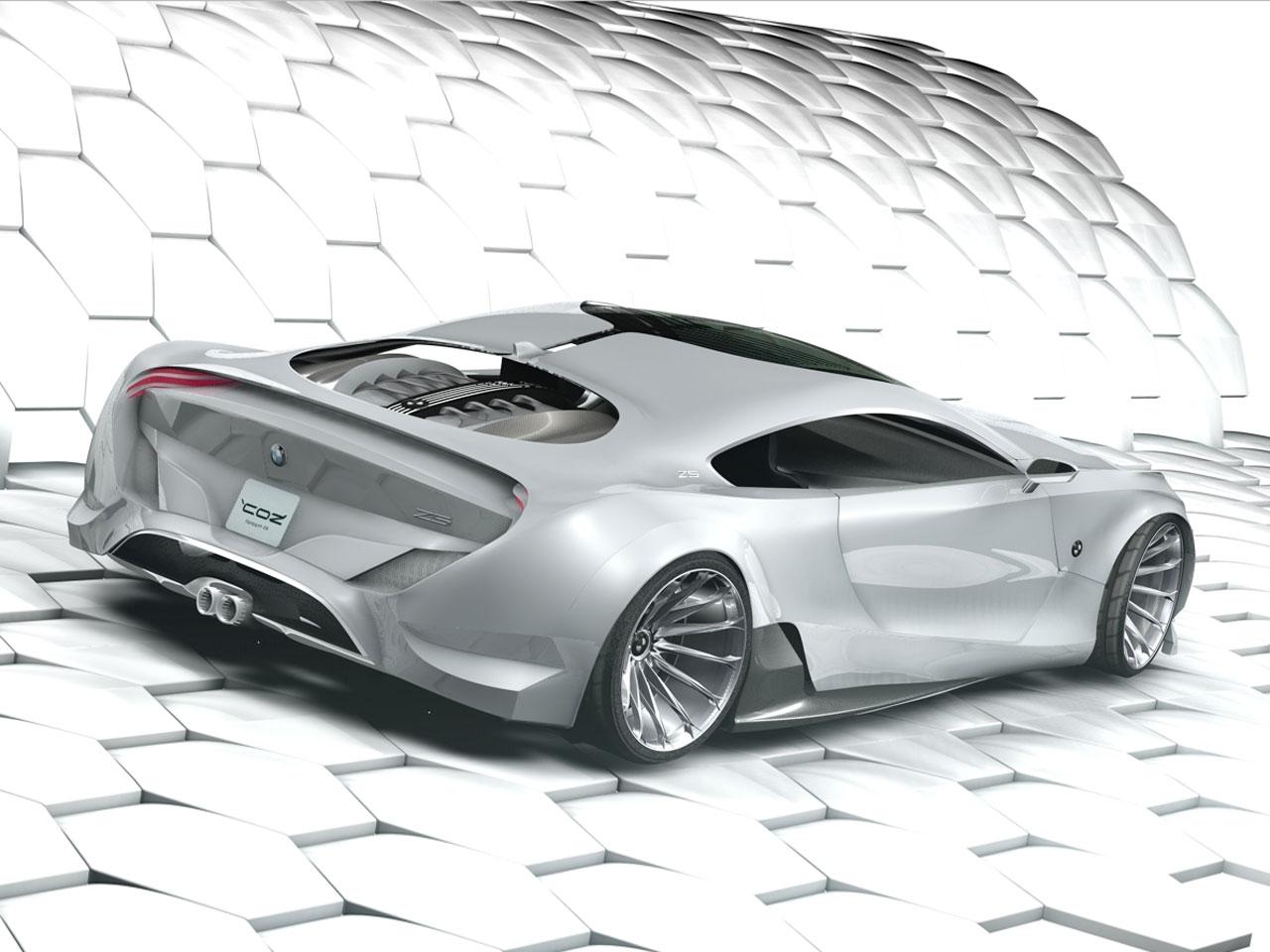 BMW Z5 : un concept Supercar