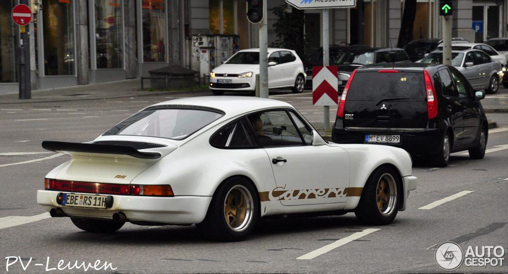 Actualité Porsche 911