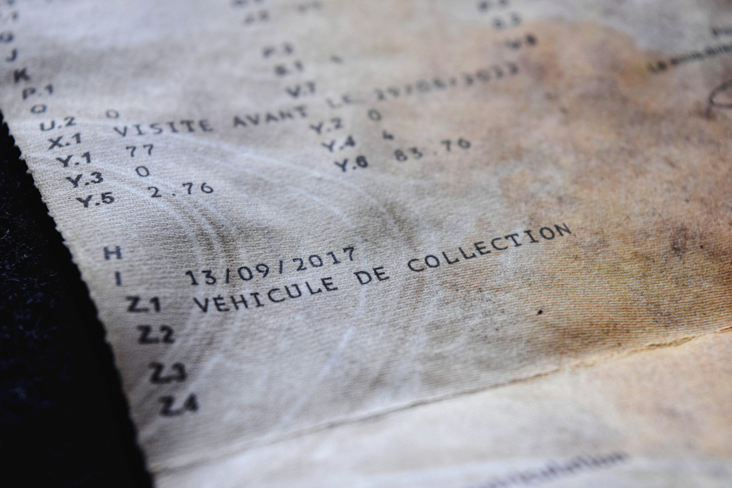 Comment faire changer le propriétaire du véhicule sur sa carte grise ?