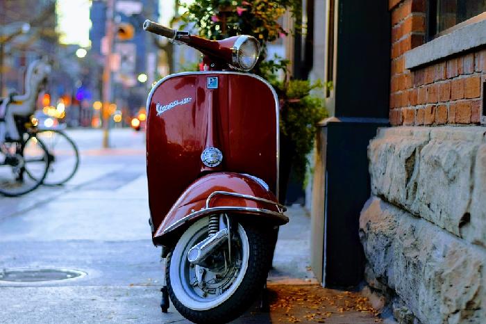 Comment bien vendre sa moto?