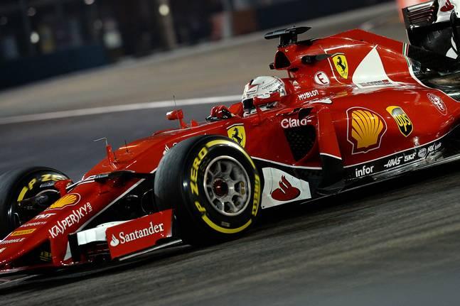 Vettel remporte le Grand prix de Singapour