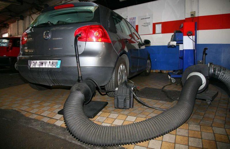 Contrôle technique : les diesels mis au pas en 2019