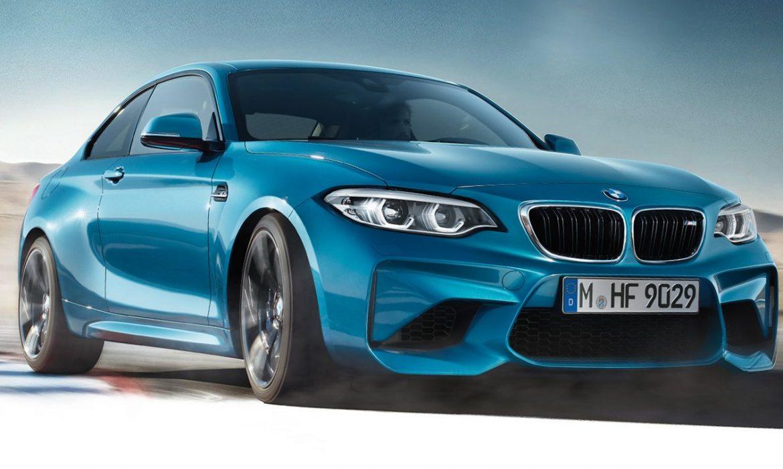 La nouvelle BMW M2 prend forme