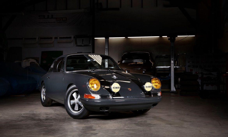 Porsche Classic : le charme des hautes technologies