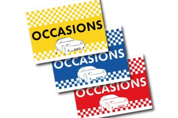 drapeau de voiture occasion