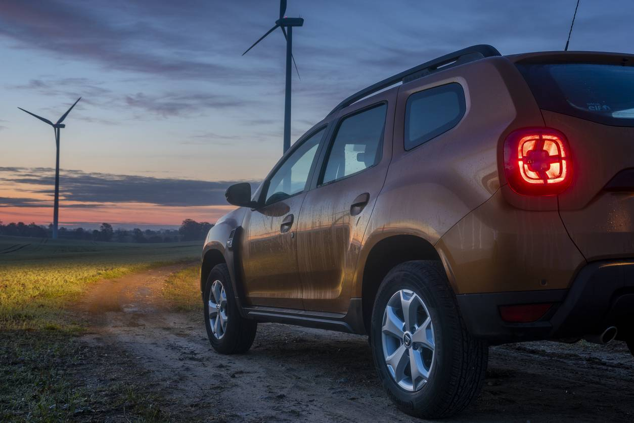 test 2020 Dacia Duster