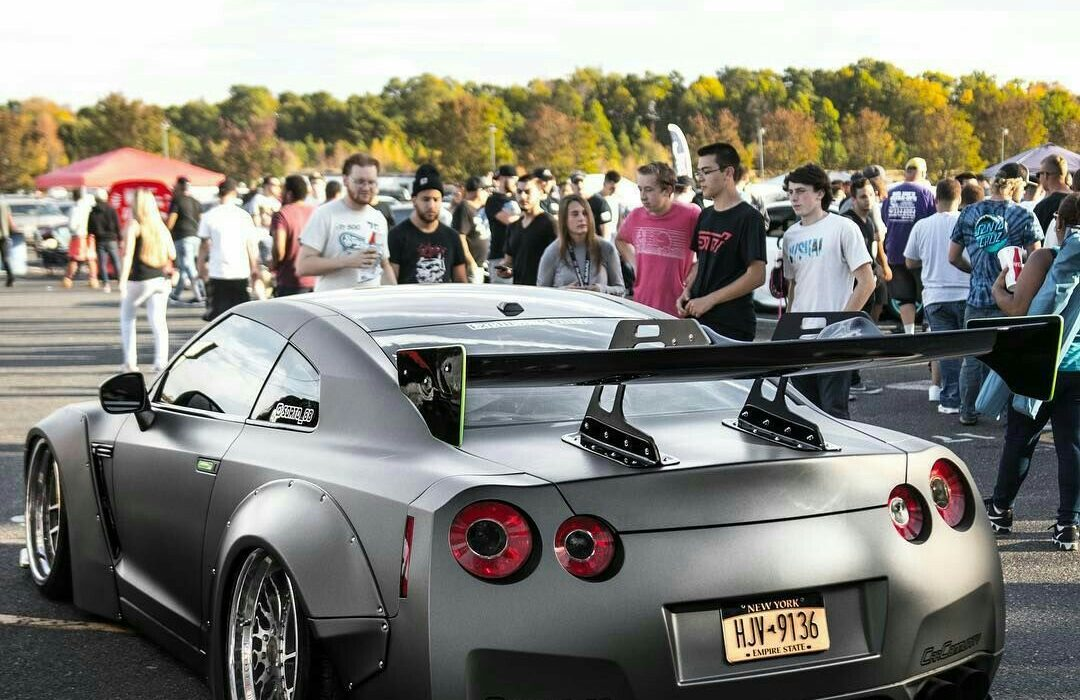 Nissan et sa GT-R lance la mode des Muscle Cars nippones