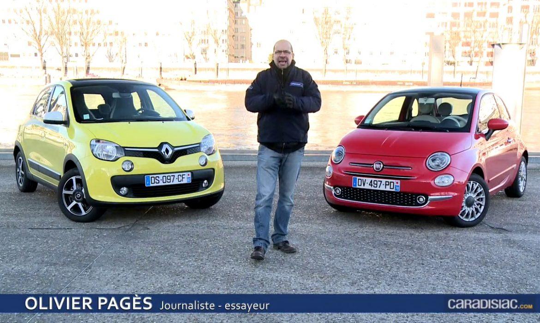 Le duel FIAT vs VW