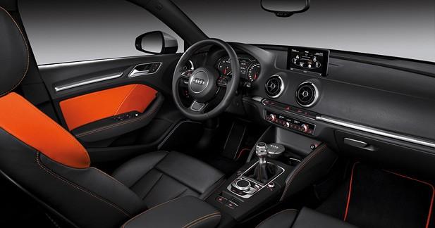 Nouveau moteur et options pour l'Audi A3