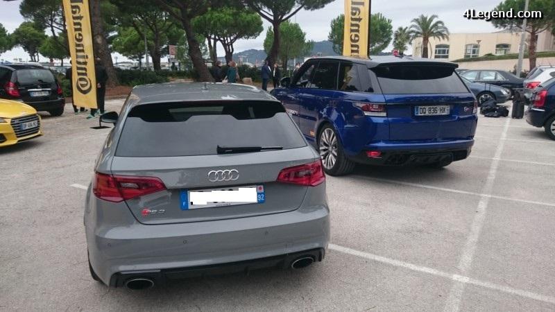 Performances exceptionnelles pour l'Audi RS 3 Sportback