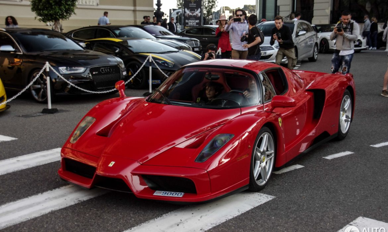 Nouvelle Ferrari Enzo