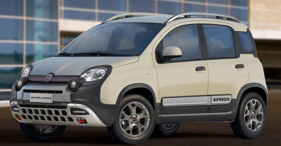 Nouvelle Fiat Panda