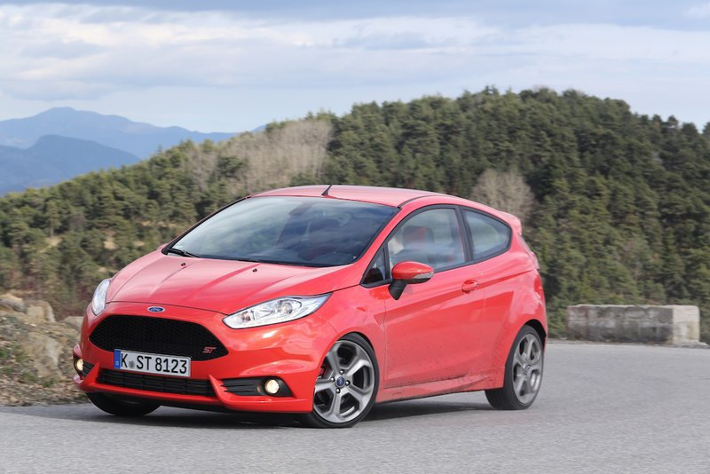 Ford augmente la production de la Fiesta ST