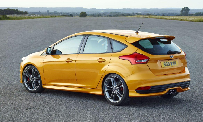 La nouvelle Ford Focus ST