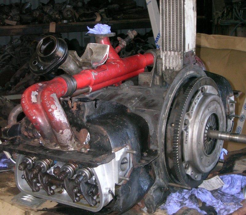 Fin d'une belle histoire pour le VW Combi