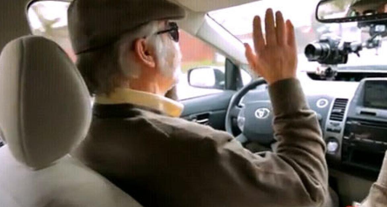 La Toyota Prius se conduit toute seule