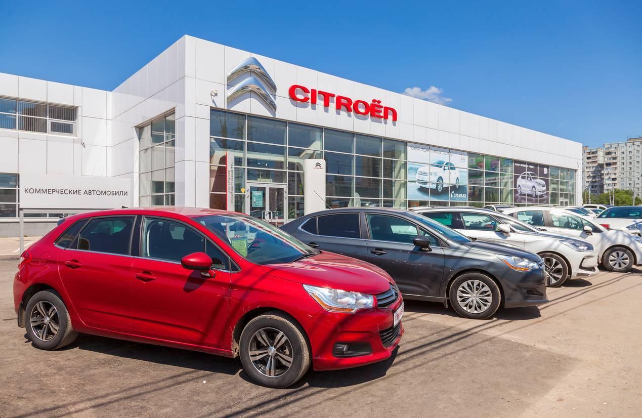 meilleurs modèles Citroën leasing