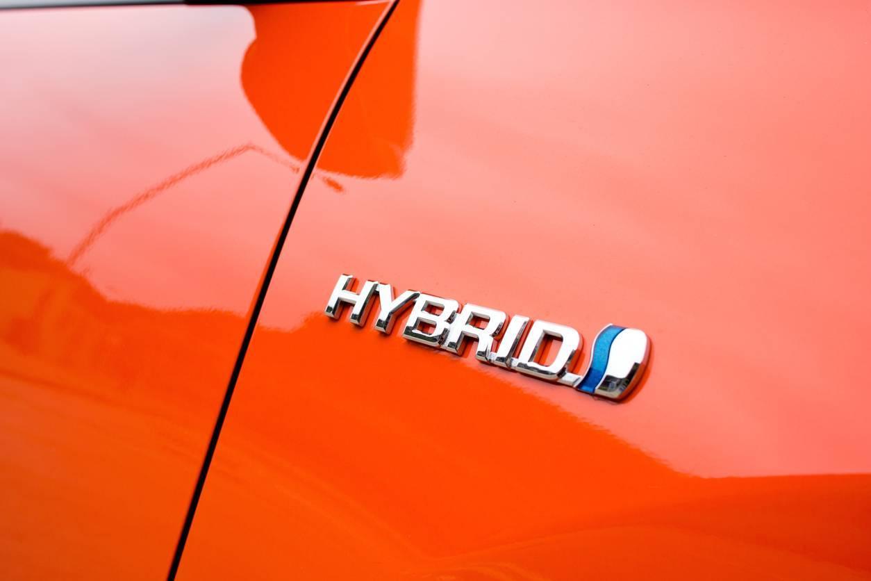 voiture hybride 2020