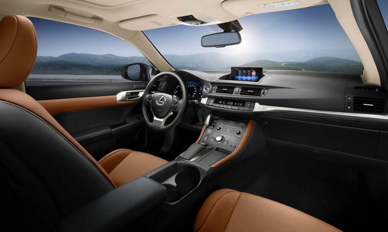 Tout sur la Lexus CT 200h F-Sport
