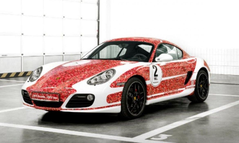 Porsche : 2 millions de fans sur Facebook