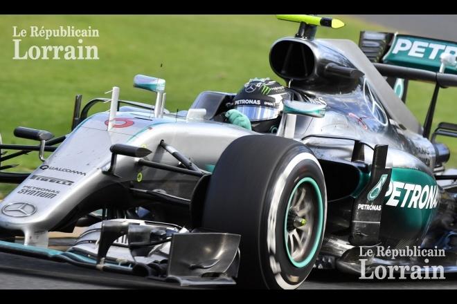 Nico Rosberg remporte le premier Grand Prix de sa carrière