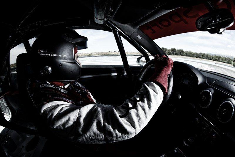 Lancement de l'Audi endurance experience