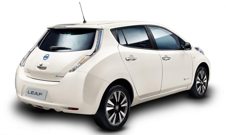 Essai de la Nissan Leaf