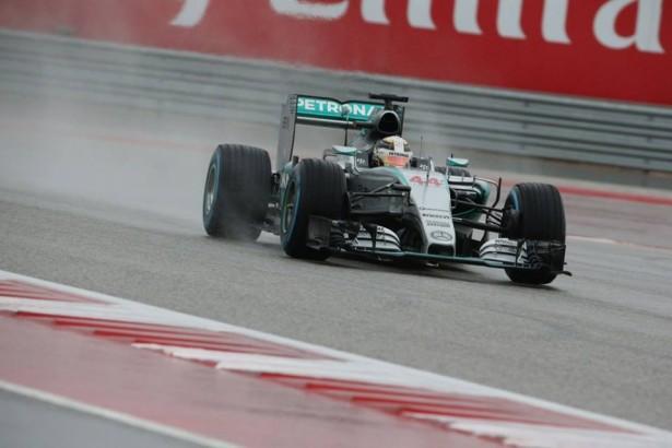 Hamilton s'impose au Grand prix de Formule 1 des États-Unis