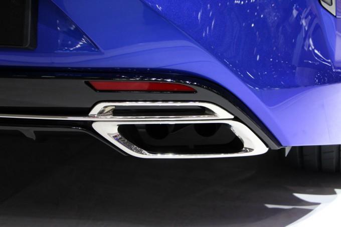 Lexus prépare un nouveau SUV