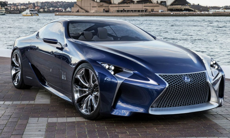 Concept Lexus LF-LC