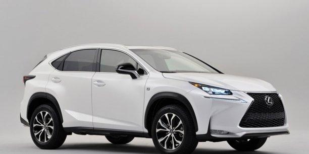 La nouvelle Lexus IS
