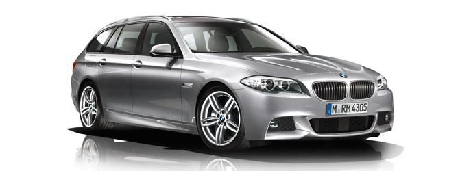 BMW Série 5, disponible avec le M Sports Package