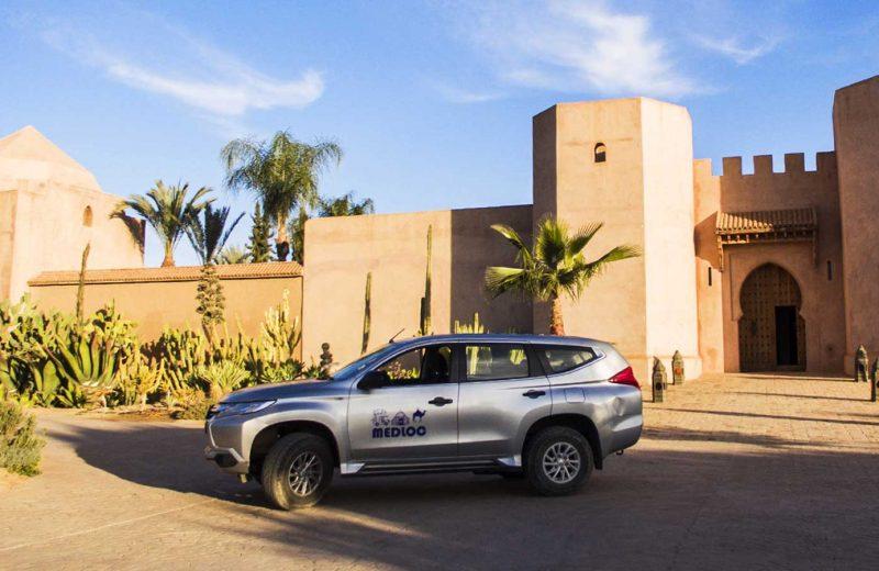 Marrakech : la ville à visiter en voiture de location au Maroc