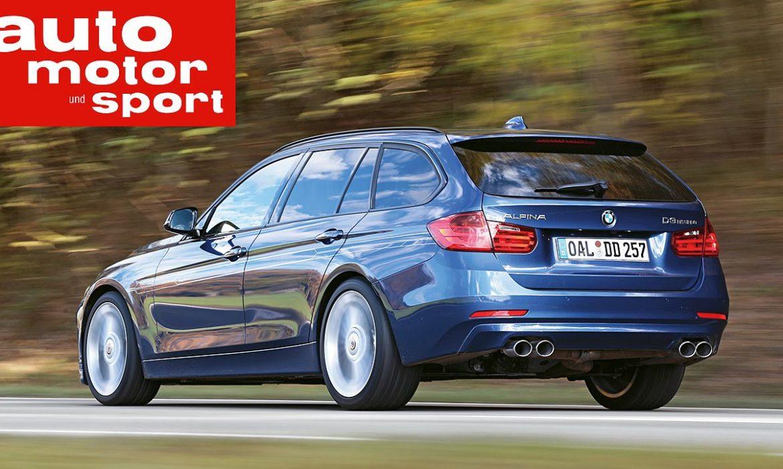 BMW Alpina D3 Bi Turbo