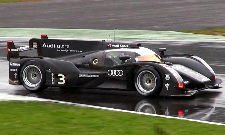 Audi R18 LMP1 2012