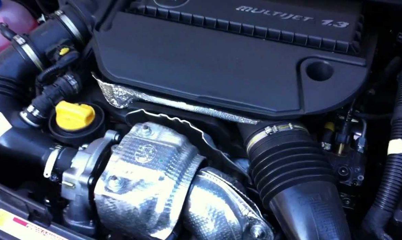 Fiat Punto Evo 1.3 Multijet II