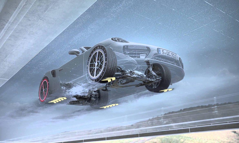 Porsche Traction Management