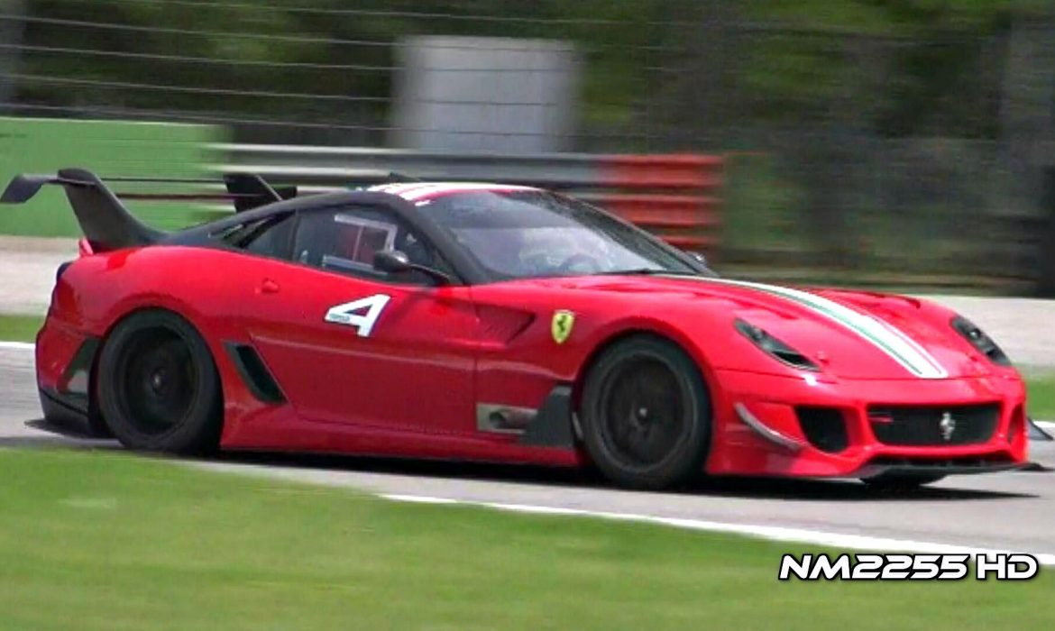 Ferrari 599XX Evolution
