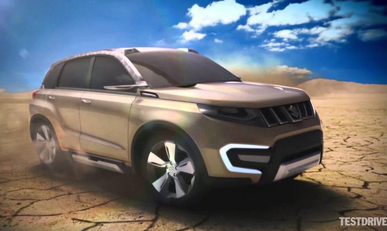 Concept Suzuki iV-4