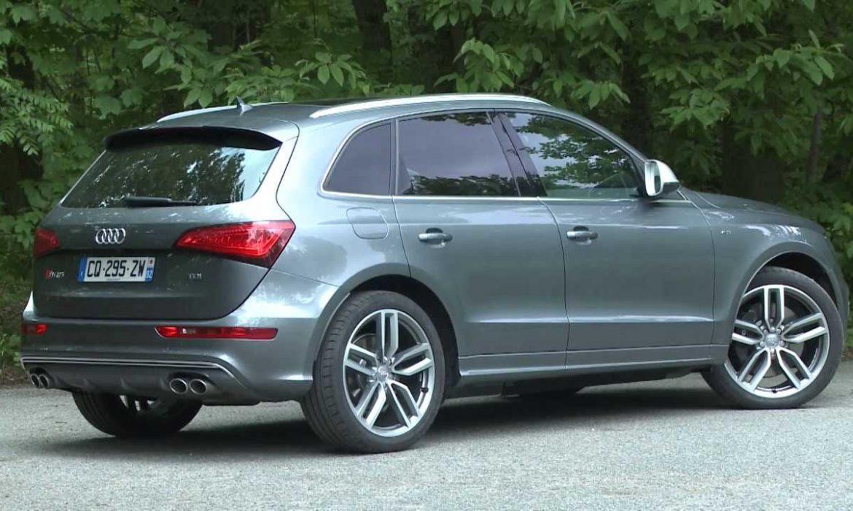 Le nouvel Audi SQ5 TDI: V6 bi-turbo diesel de 313 ch
