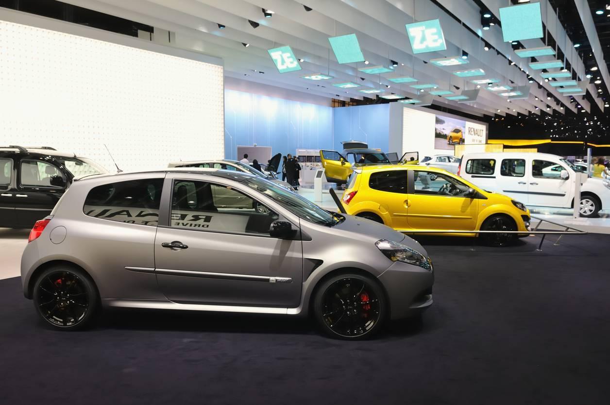 Voitures citadine Renault Dacia