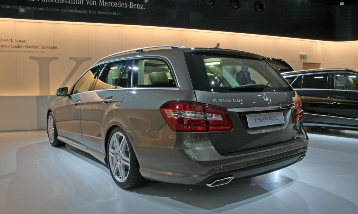 Mercedes Classe E 350 CDI 4MATIC Break