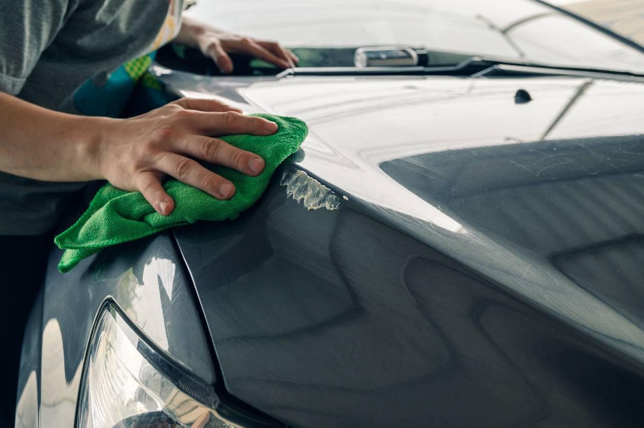 voiture nettoyage