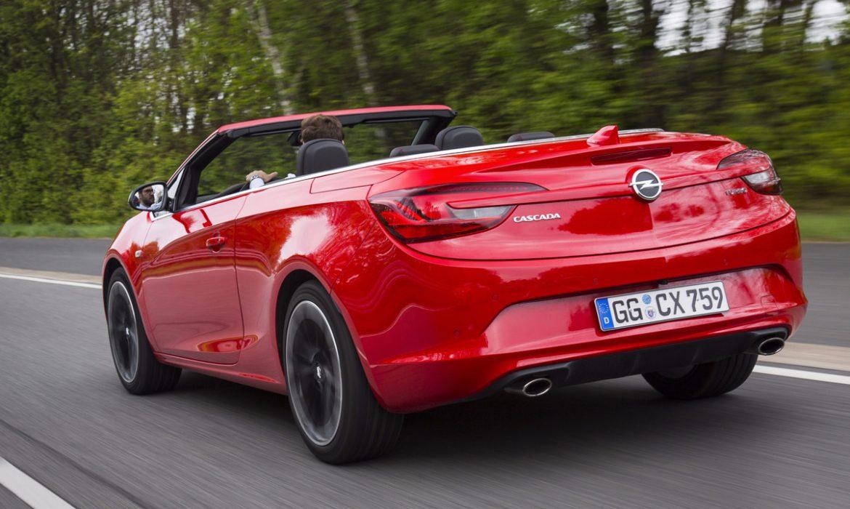 La nouvelle Opel Cascada