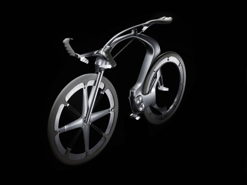 Vélo Peugeot SR1 : photos