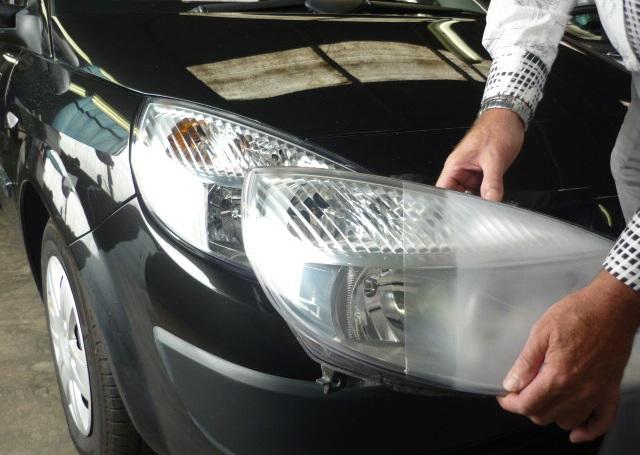 Rénovation optique de phares : pour leur donner une nouvelle vie