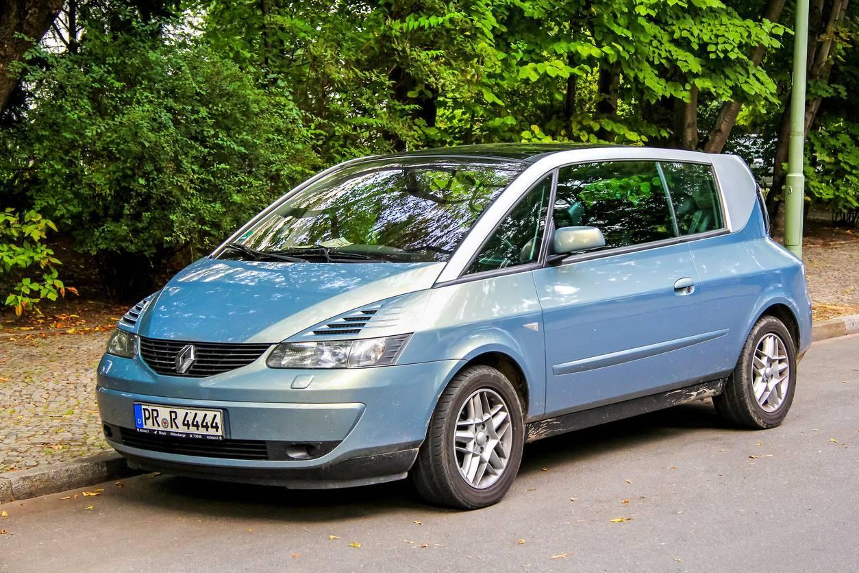 Renault modèles occasion