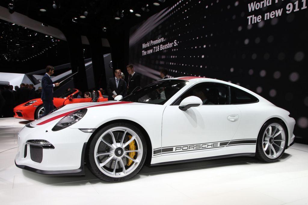 Porsche 911 R 2.0 Coupé