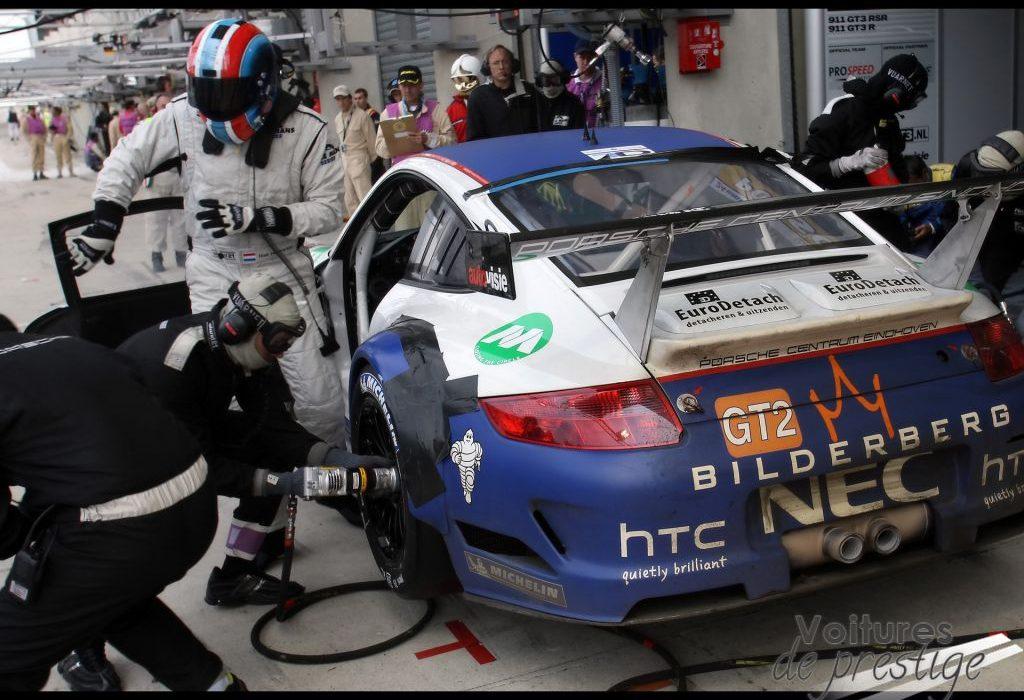 98e victoire de Porsche au Mans