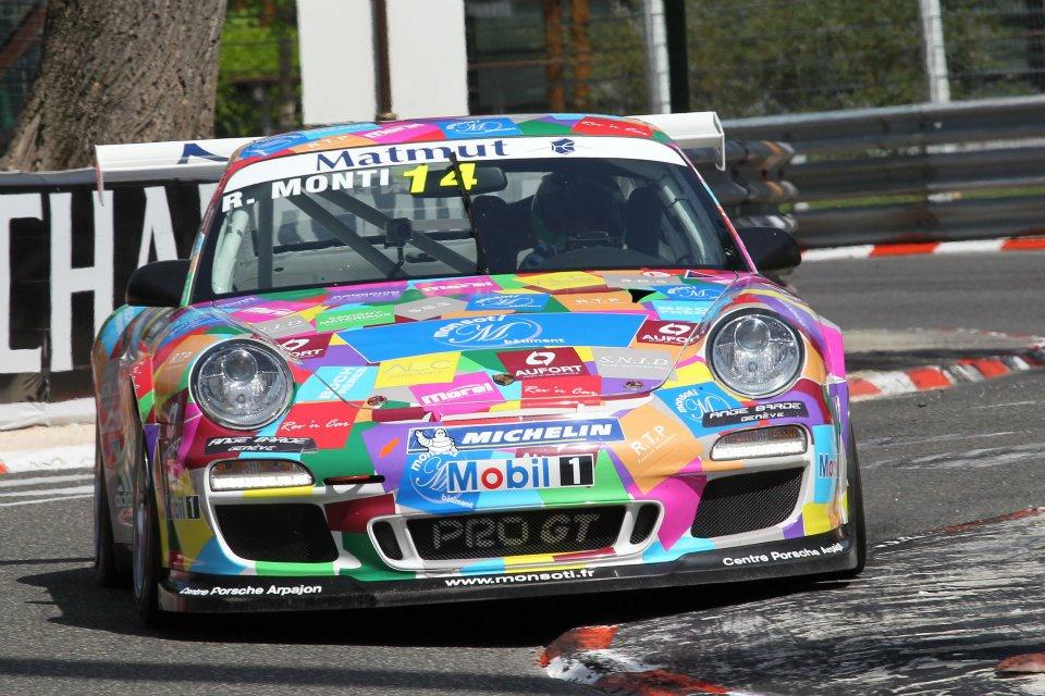 Porsche Matmut Carrera Cup